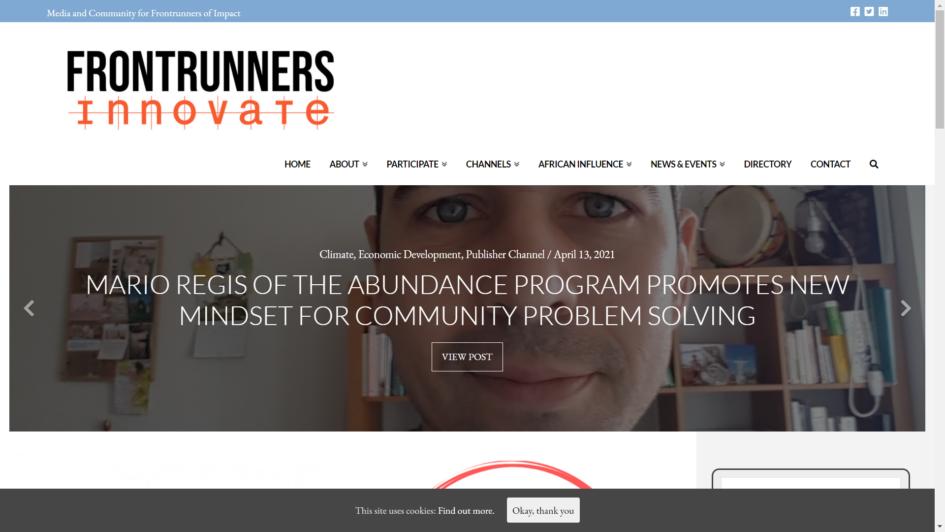 FrontRunners Innovation