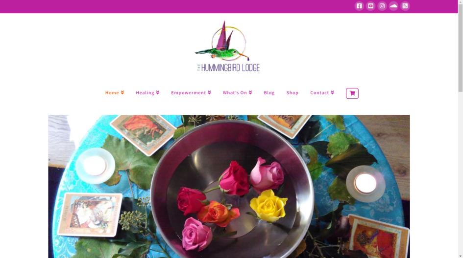 Jackie Singer, The Hummingbird Lodge