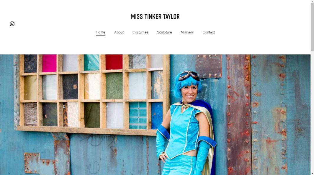 Janet Taylor Miss Tinker Taylor Website